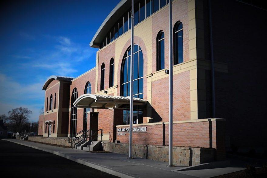 Highland Police Facility