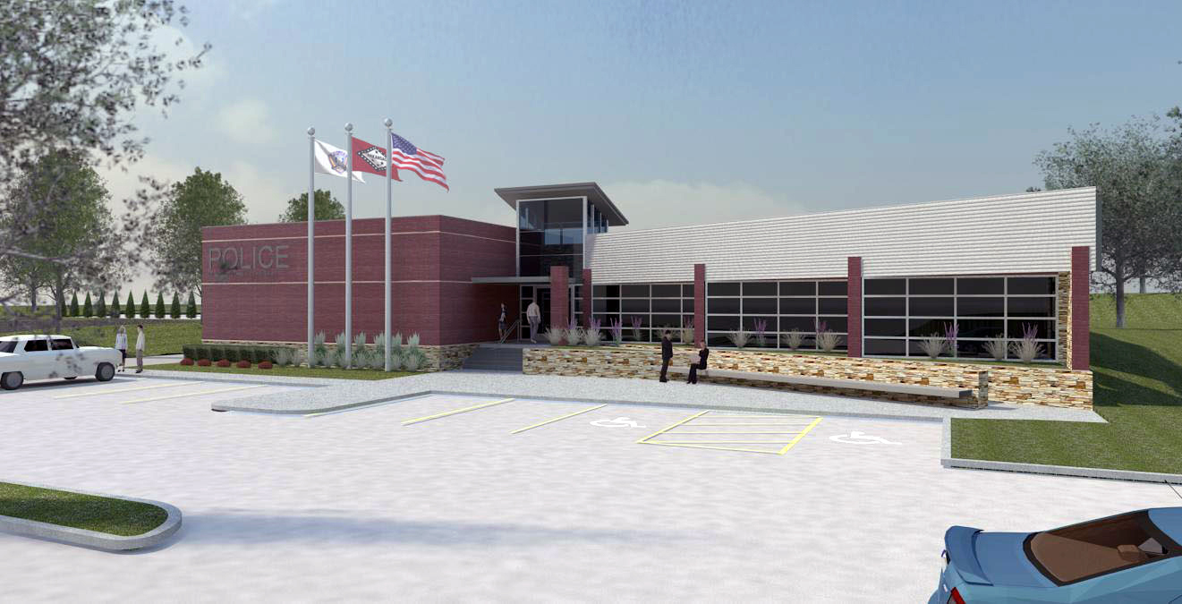 Wilson Estes Police Architects presents Clarksville Police Facility Design