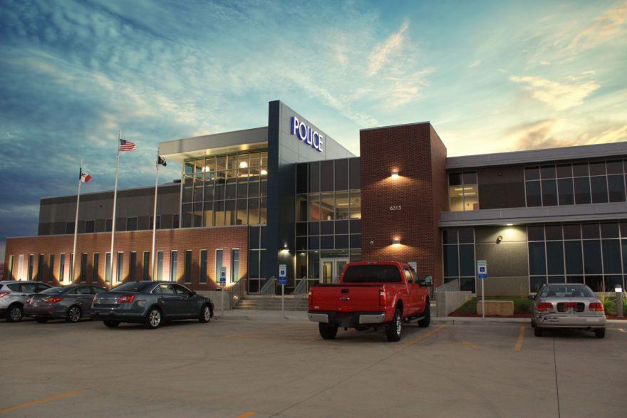 Marion Police Headquarters