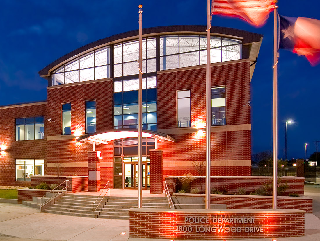 police facility design groupbrenham police headquarters
