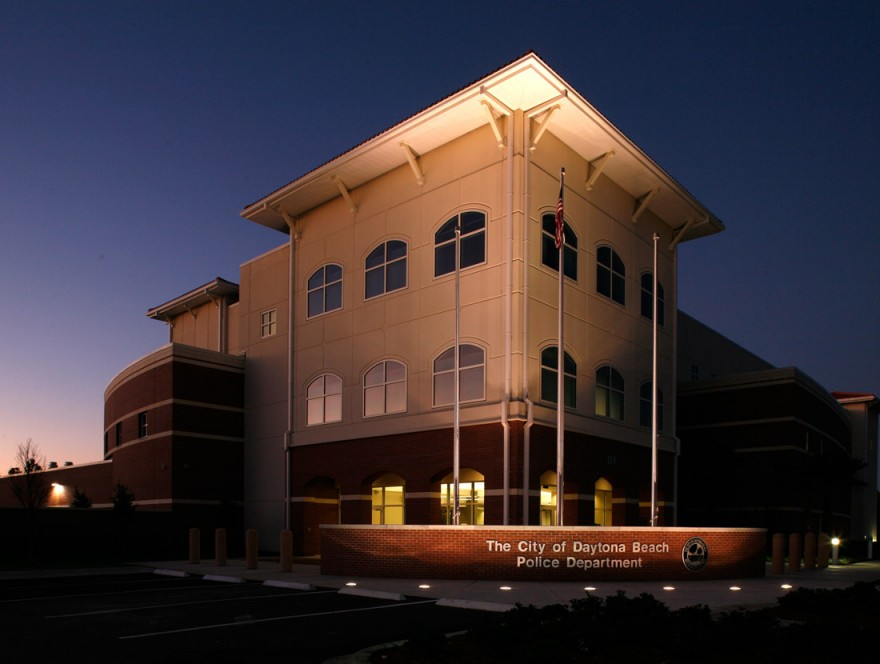 Daytona Beach Police Headquarters