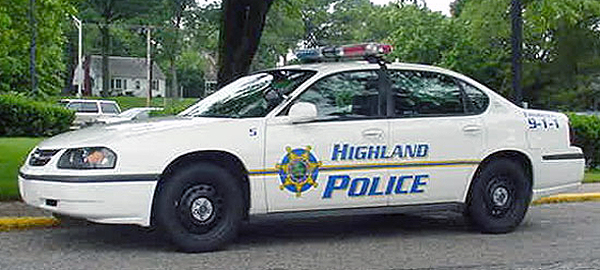 Highland Indiana Police Headquarters Project Award