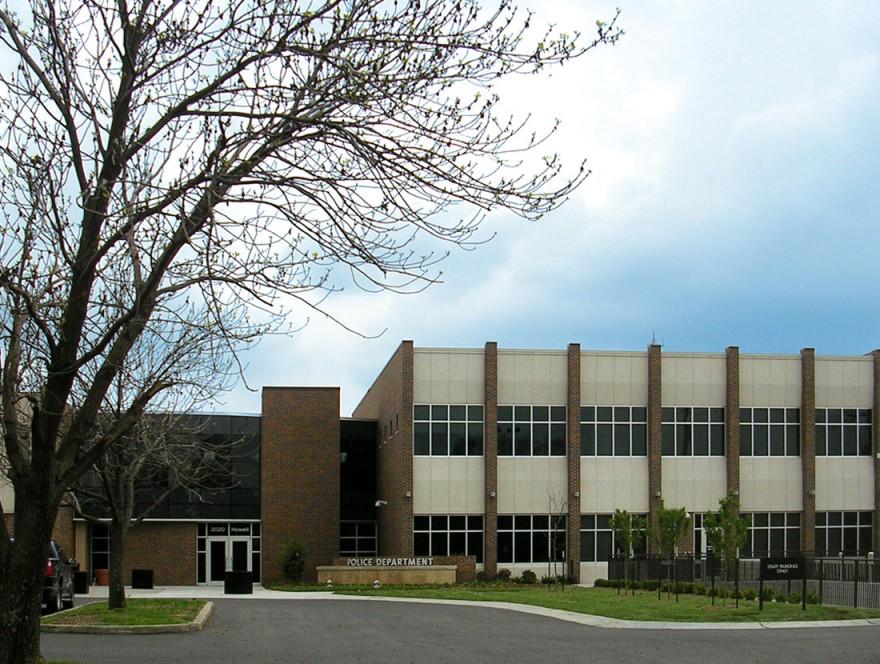 North Kansas City Police Headquarters