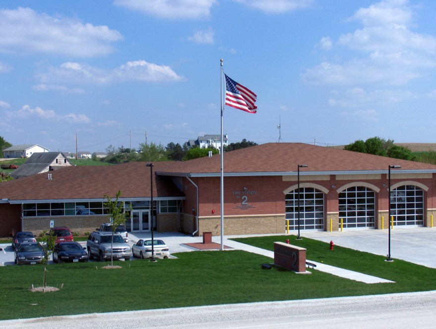 Papillion Fire Station Number Two