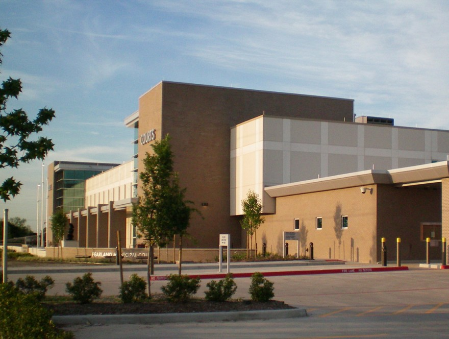 Pearland Public Safety Center